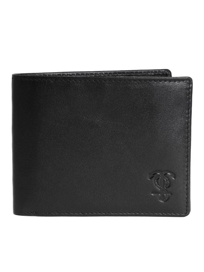 SHD-Handels GmbH Portemonnee, zwart