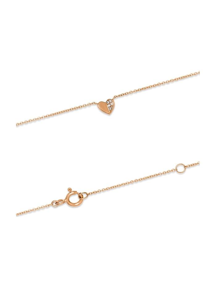 CHRIST Diamonds Damen-Kette 5 Diamant