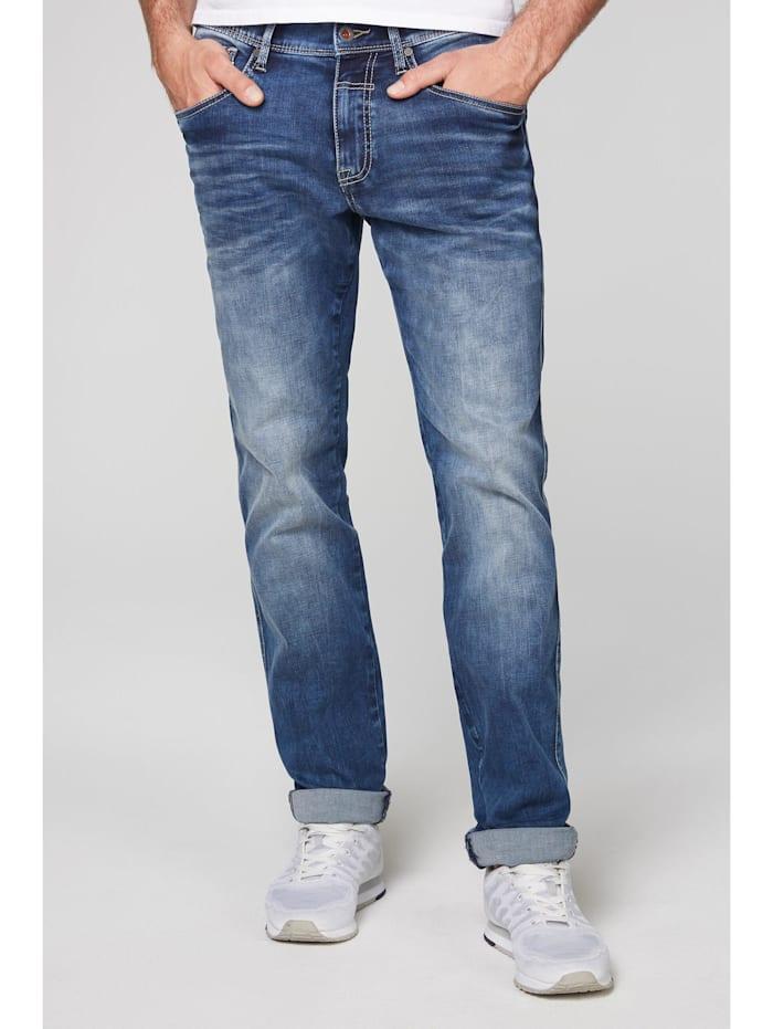 Camp David Comfort-Flex Jeans DA:VD, blue vintage
