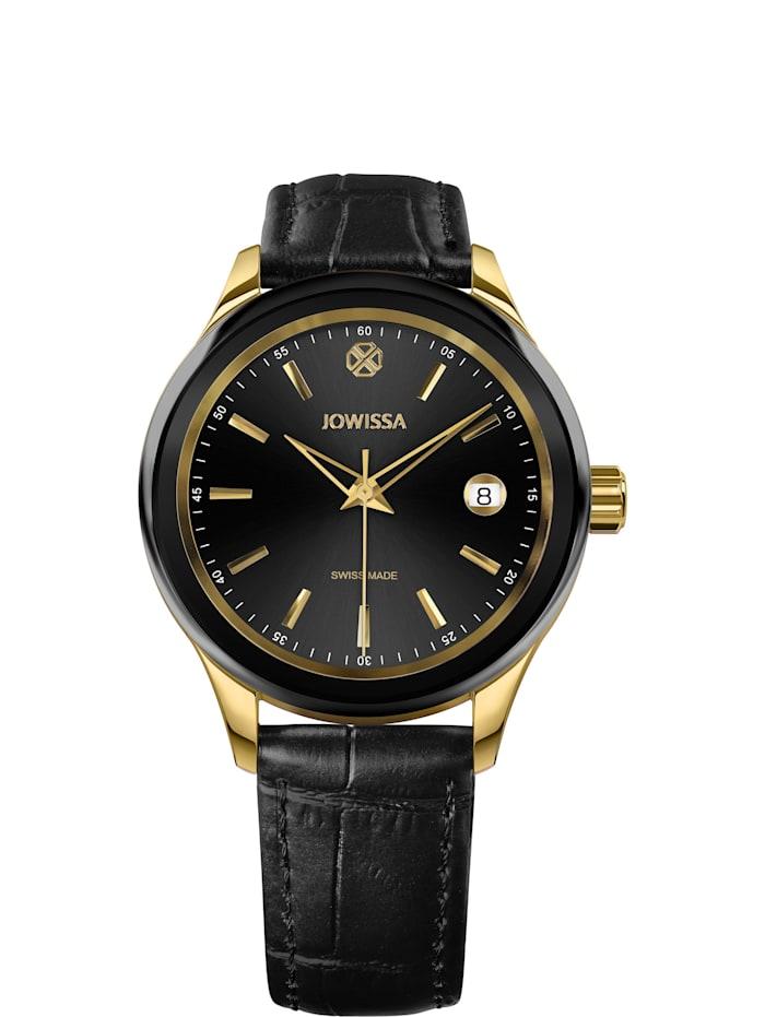 Jowissa Quarzuhr Tiro Swiss Made Watch, gold