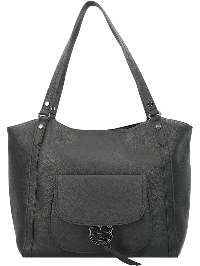 Esprit Kim Shopper Tasche 44 cm, black