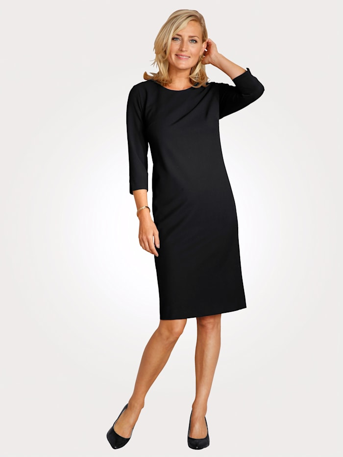 MONA Dress in a versatile design, Black