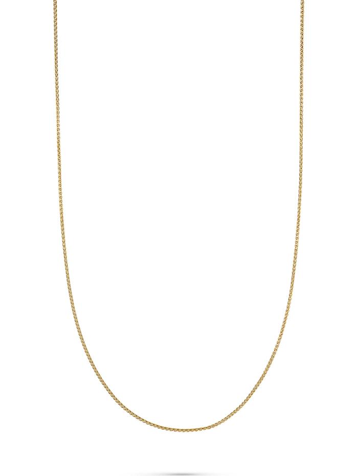 CHRIST C-Collection CHRIST Damen-Kette 585er Weißgold, weißgold