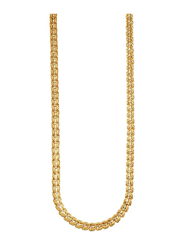 Diemer Gold Kultainen kaulaketju, Keltakullanvärinen