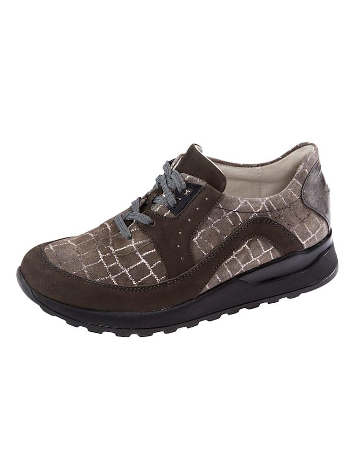 Waldläufer Sneakers, Gris
