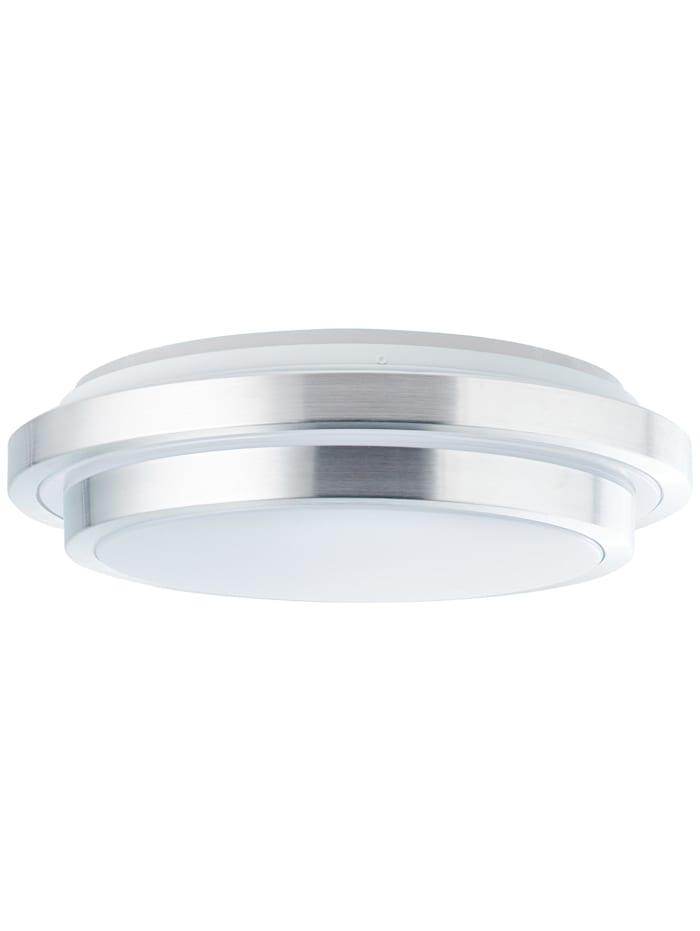 Vilma LED Deckenleuchte 41cm weiß-silber