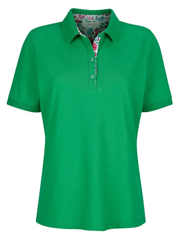 Poloshirt in trageangenehmer Piqué-Qualität
