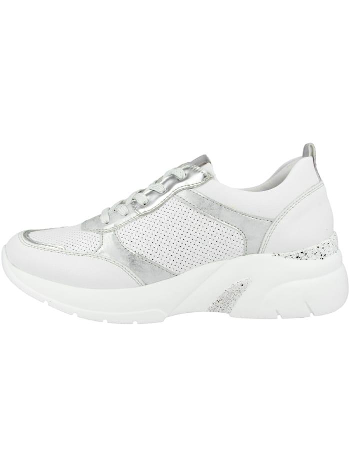 Remonte Sneaker low D4100, weiss