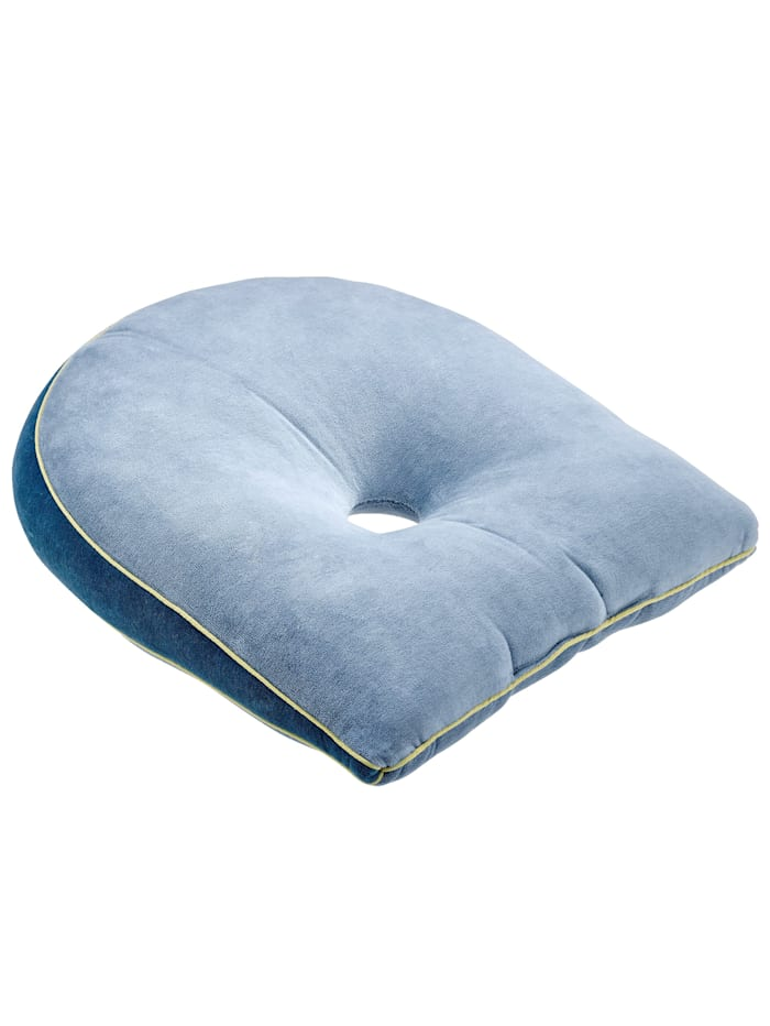Maximex Anti-Dekubitus-Keilkissen - komfortabel, hellblau