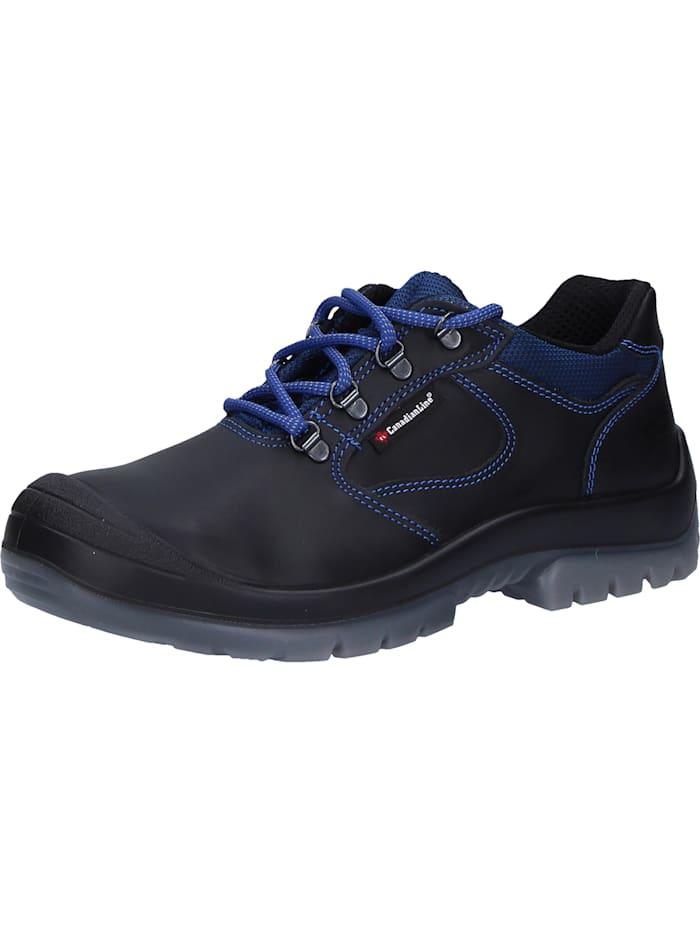 CanadianLine Sicherheitsschuhe Paloma, schwarz/blau