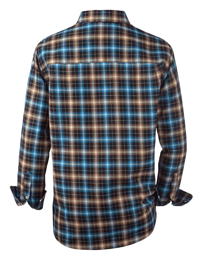 Chemise à part de cachemire