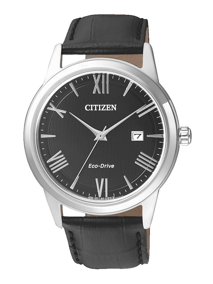 Citizen Herrenuhr, Eco-Drive AW1231-07E, Schwarz