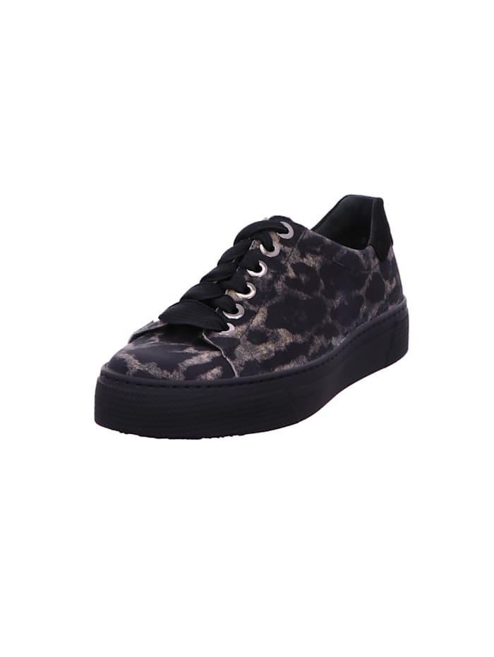 Semler Sneakers, schwarz