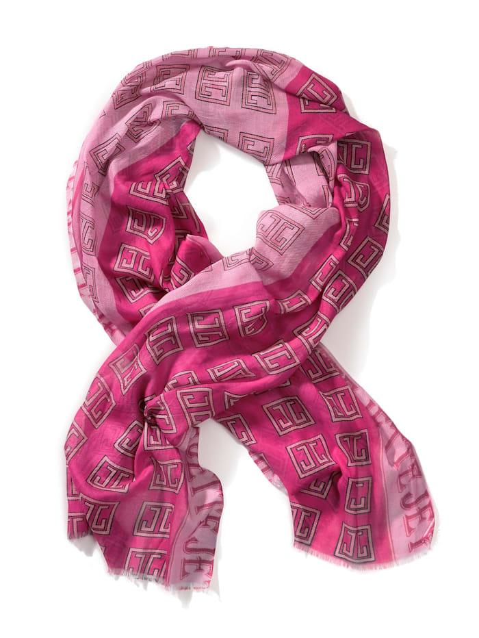 JETTE JOOP Tuch aus trageangenehmer Qualität, Pink
