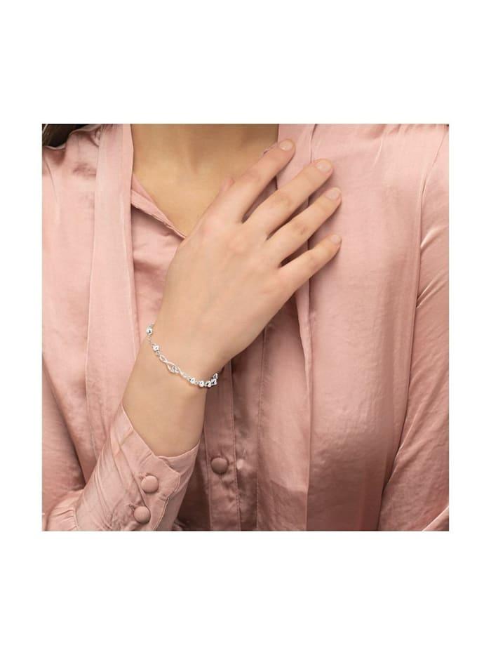 Armkette für Damen, Sterling Silber 925, Infinity