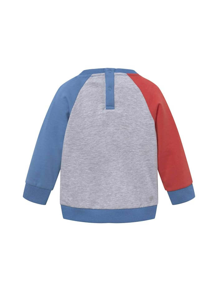 Buntes Sweatshirt mit Artwork