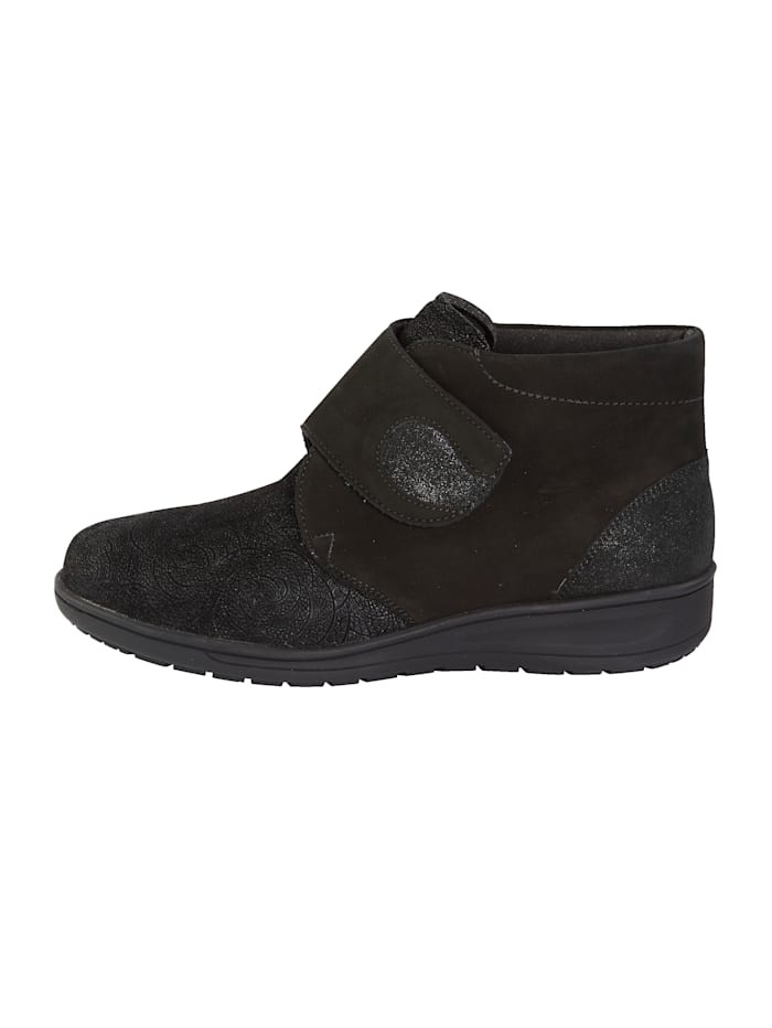 Klettstiefelette ideal für empfindliche Füße