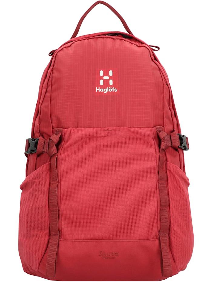Haglöfs Skuta Medium 45 cm, brick red/light maroon red