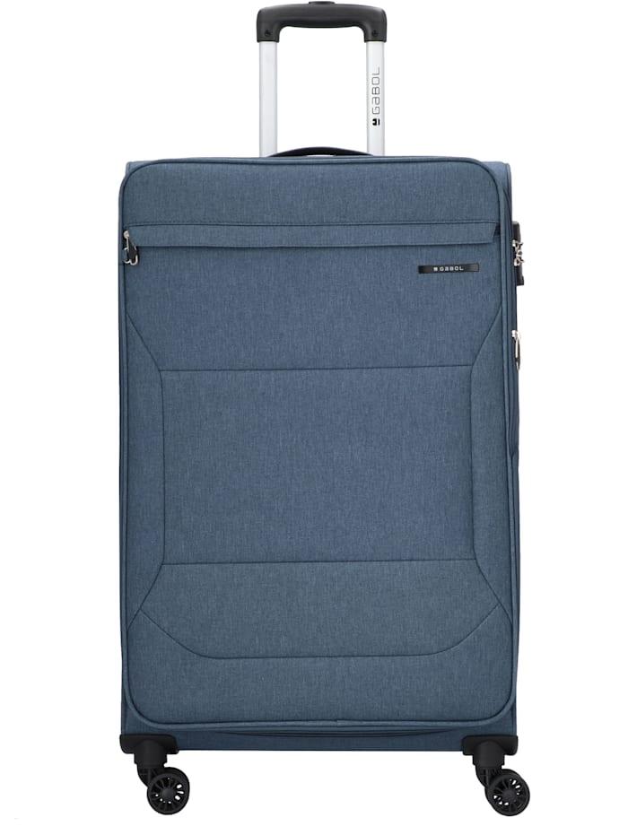 Gabol Board 4-Rollen Trolley 78 cm, blau