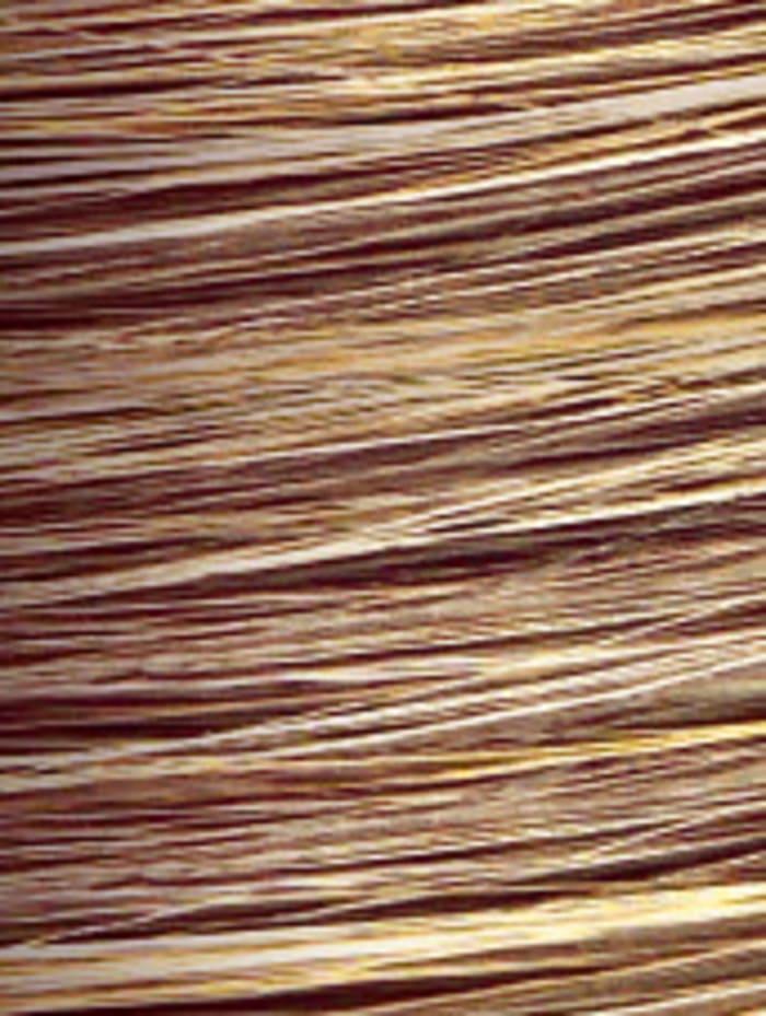 Lofty Perruque, toffee/racines foncées