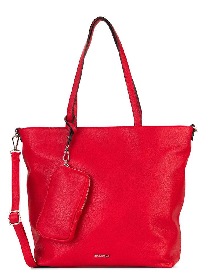 EMILY & NOAH Shopper Surprise Uni, red 600