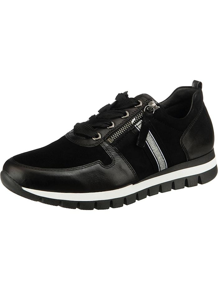 Gabor Sneakers Low, schwarz