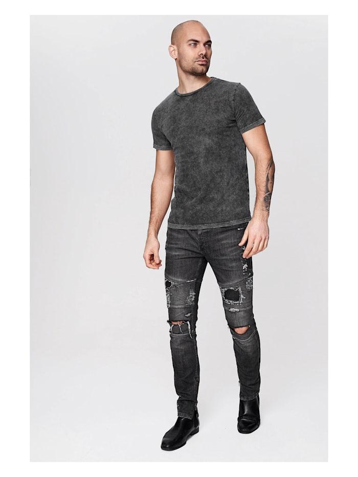 T-Shirt Seth in schlichtem Design
