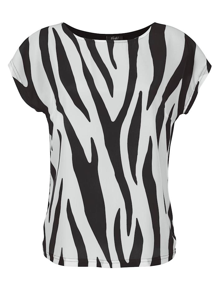 Shirt mit bedrucktem Vorderteil