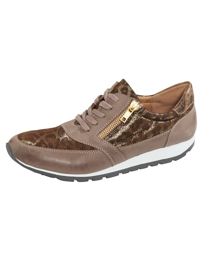 MONA Lace-up shoes, Taupe