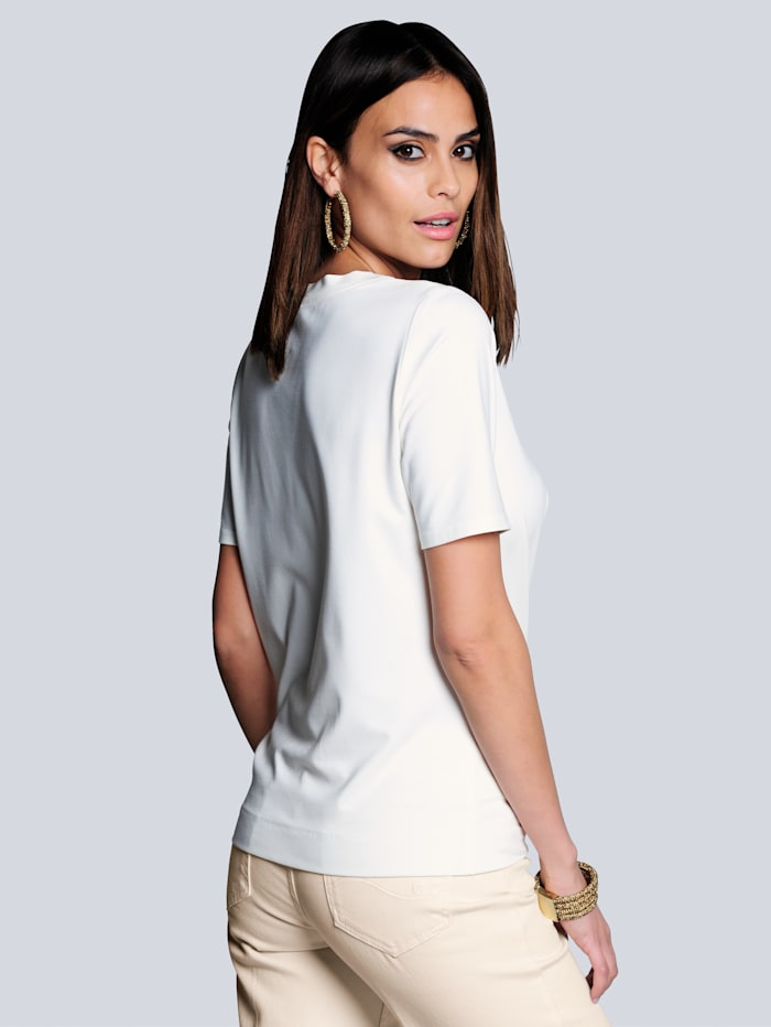 Shirt mit effektvoller Knotenoptik