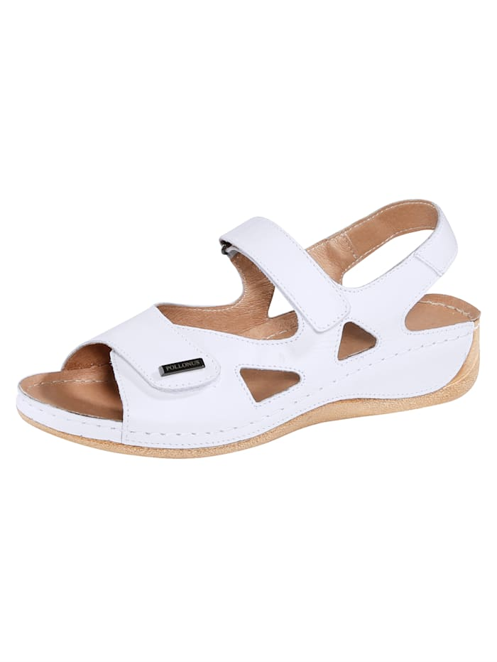 Naturläufer Sandals, White