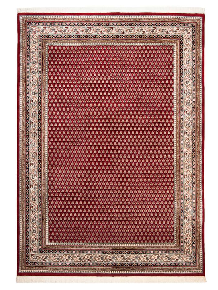 Theko®die Markenteppiche Orientteppich Abbas, Rot
