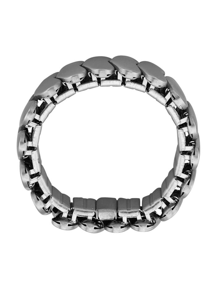 Herz-Ring, Edelstahl
