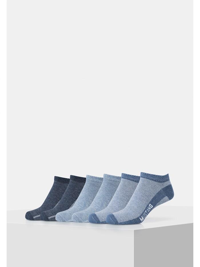 Sneakersocken im praktischen 6er-Pack