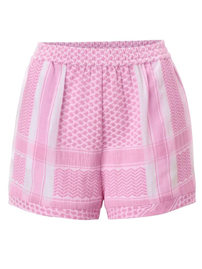 Cecilie Copenhagen Shorts, Rosé