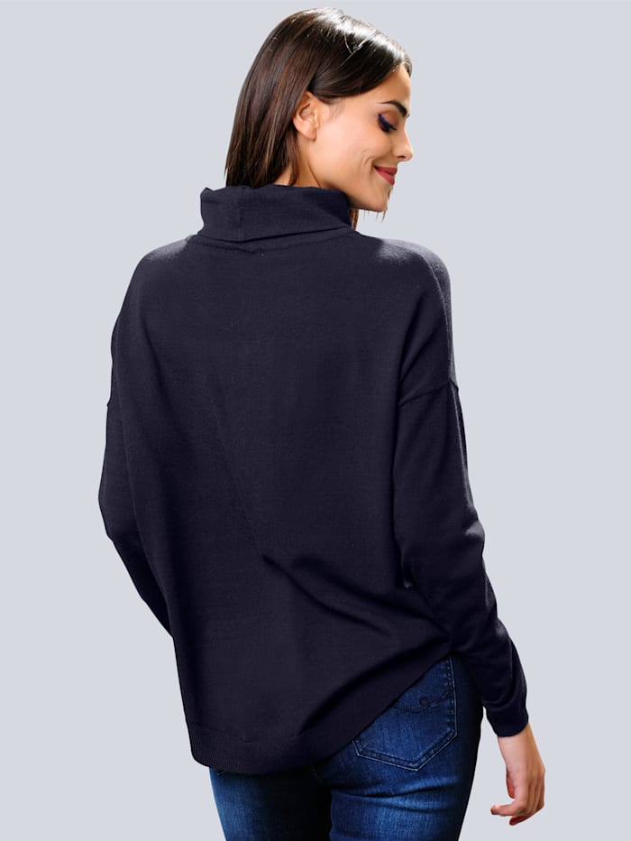 Pullover im angesagtem Boxy-Style