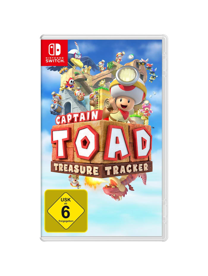 Spiel Captain Toad: Treasure Tracker