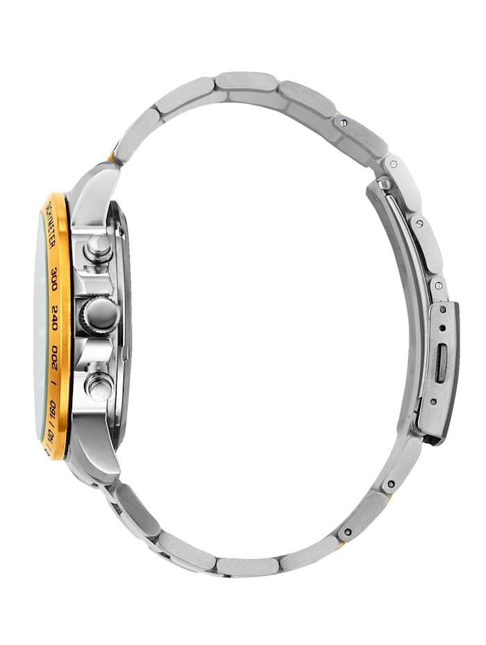 Pánské solární rádiem řízené hodinky