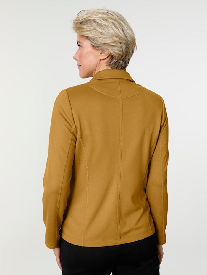 Blazer en jersey extensible
