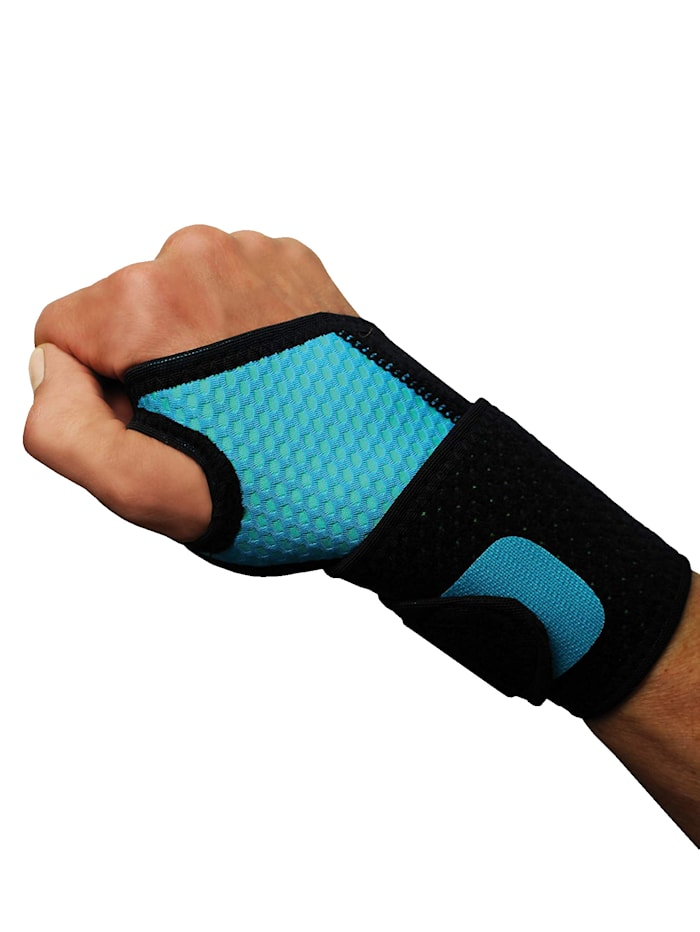Prorelax Prorelax® Coolfit handbandage, zwart