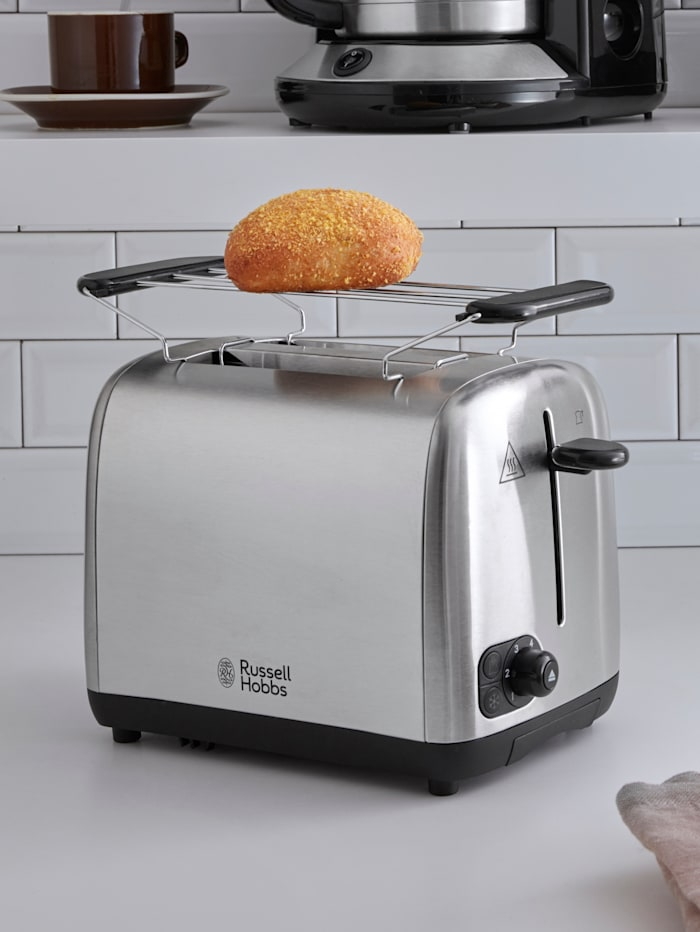 Russell Hobbs Russell Hobbs Adventure Toaster, silber/schwarz