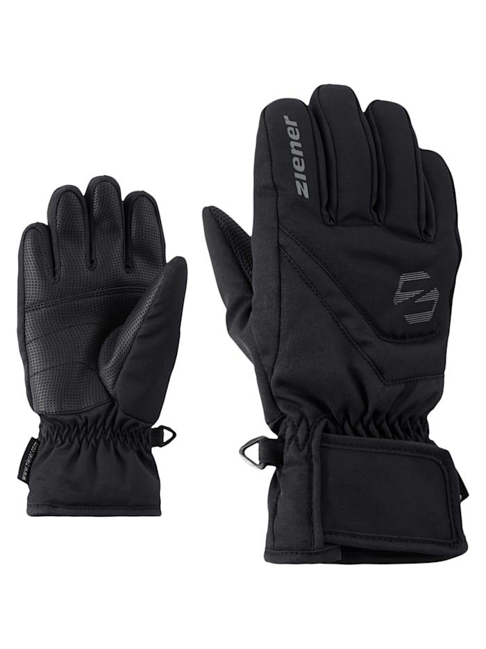 Ziener LORIK glove junior, Black
