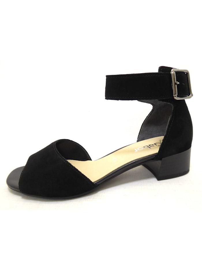 Gabor Sandale von Gabor, schwarz