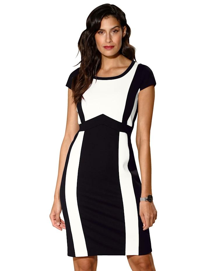 Kleid in Punto di Roma-Qualität
