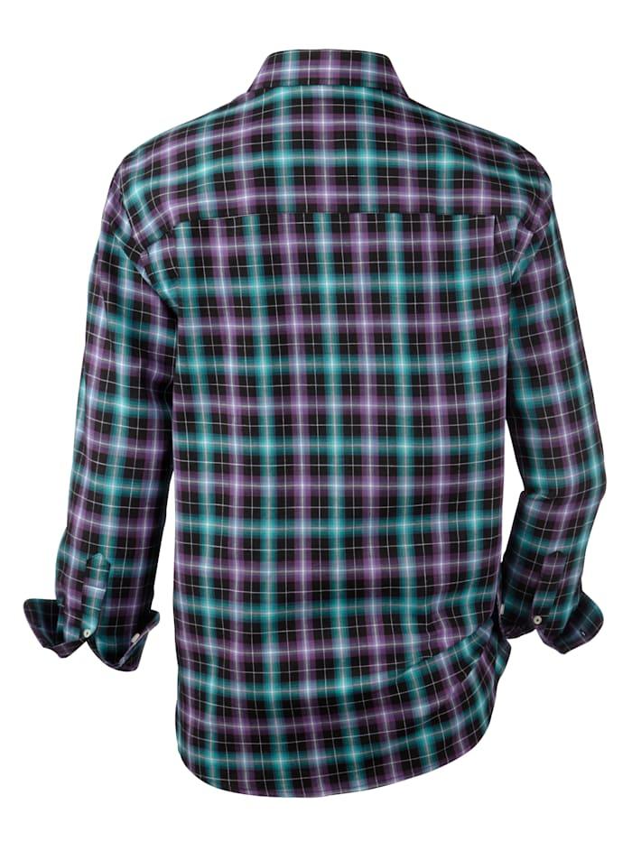 Hemd mit Kaschmir