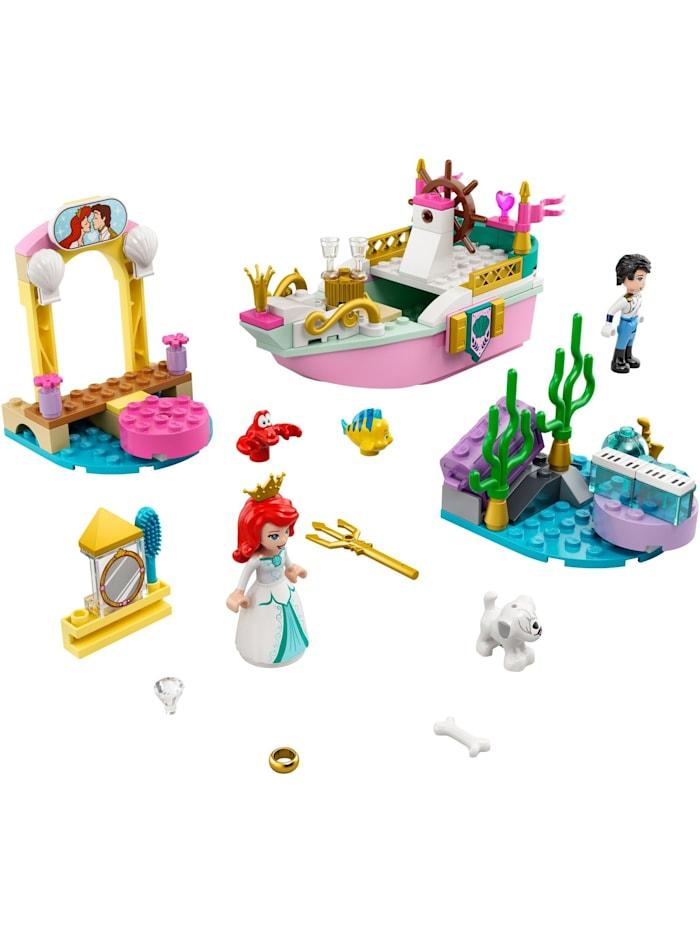 Konstruktionsspielzeug Disney Princess Arielles Festtagsboot