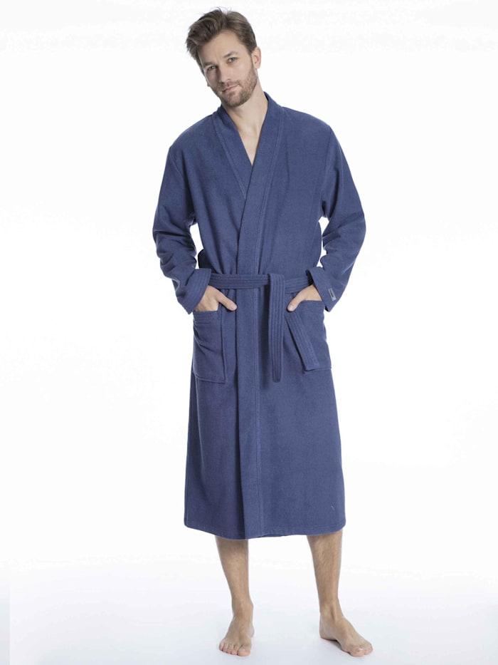 Lang-Kimono, Länge 130cm Ökotex zertifiziert