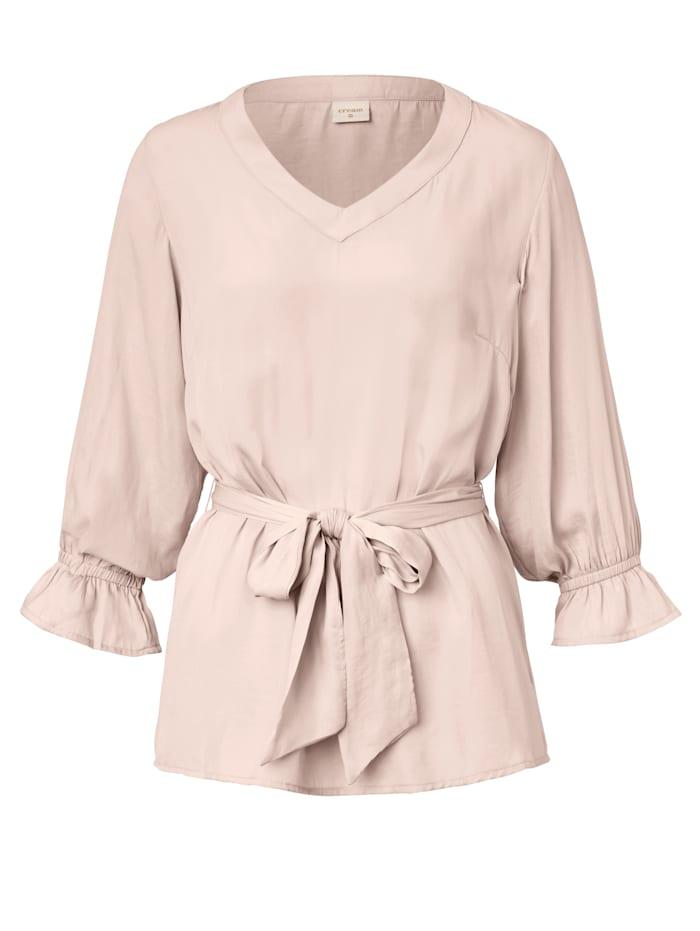 Cream Bluse, Rosé