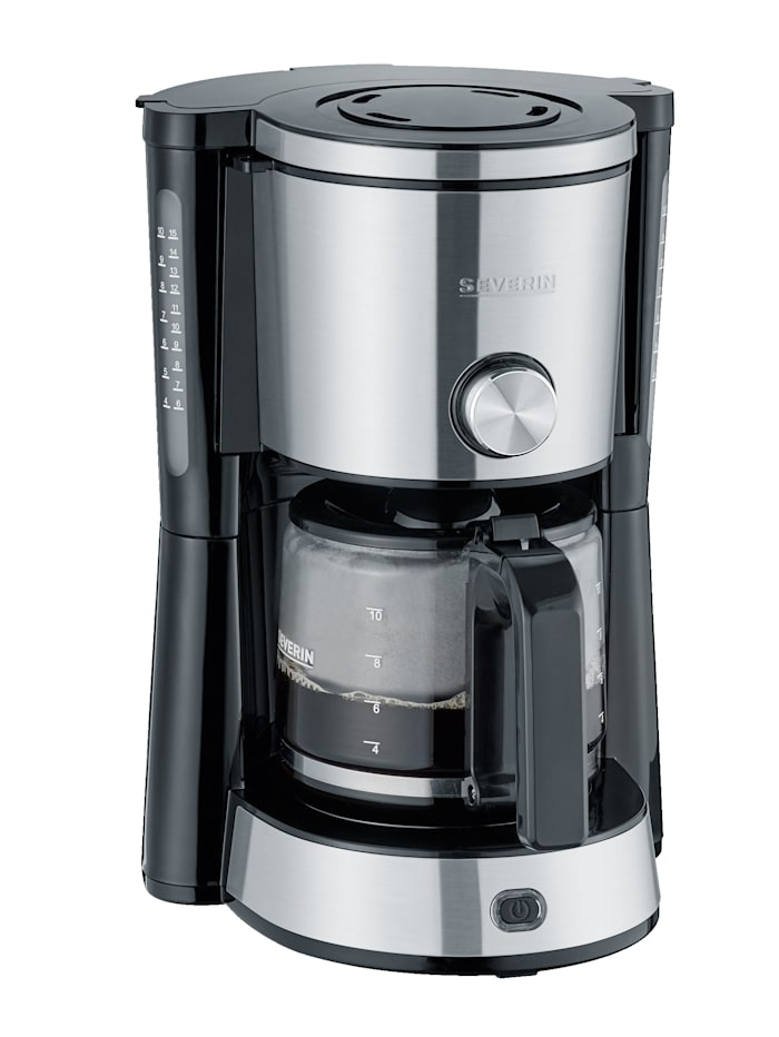 Severin Kaffeemaschine 'TYPE Switch' KA 4825, Edelstahl