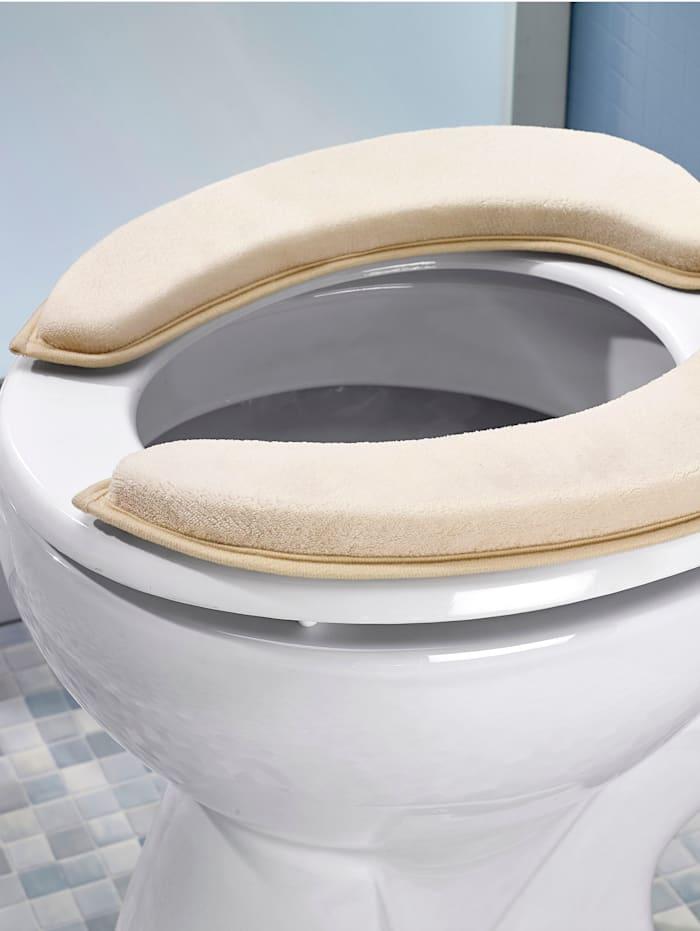 TRI Abattant de toilette Confort, Sable